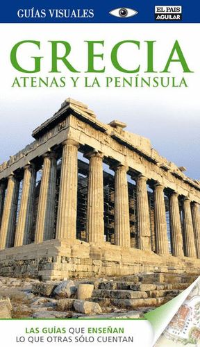 GRECIA, ATENAS... GUIAS VISUALES 2014