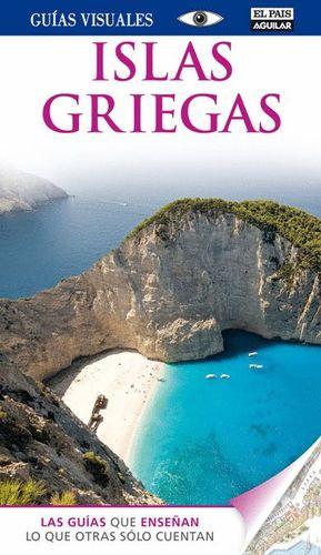 ISLAS GRIEGAS GUIAS VISUALES 2013