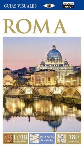 ROMA (GUÍA VISUAL 2015)