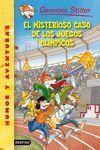 GS47. EL MISTERIOSO CASO DE LOS JUEGOS OLIMPICOS