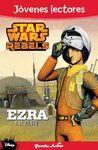 STAR WARS REBELS. EZRA Y EL PILOTO