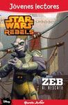 STAR WARS REBELS. ZEB AL RESCATE
