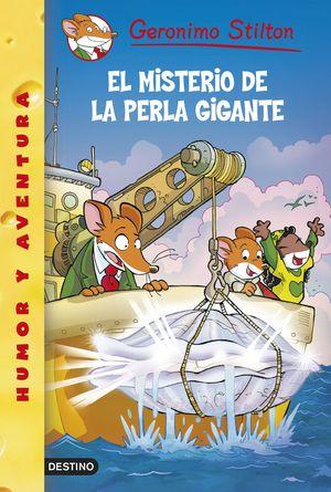 EL MISTERIO DE LA PERLA GIGANTE