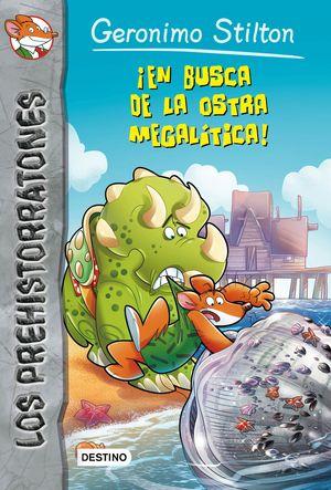 EN BUSCA DE LA OSTRA MEGALÍTICA!