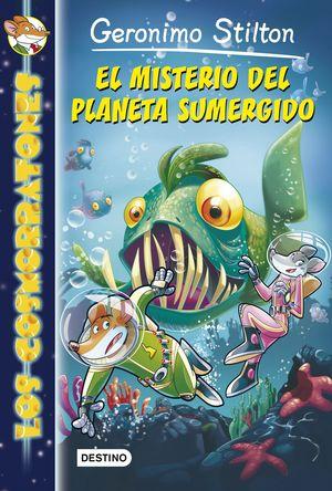 EL MISTERIO DEL PLANETA SUMERGIDO