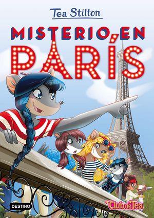 MISTERIO EN PARIS