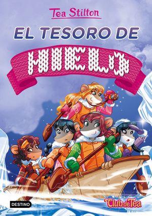 EL TESORO DE HIELO
