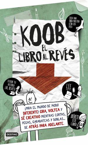 KOOB. EL LIBRO AL REVES