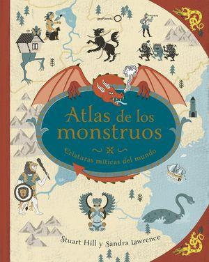 ATLAS DE LOS MONSTRUOS