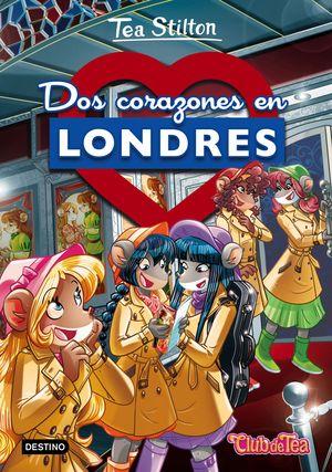 DOS CORAZONES EN LONDRES
