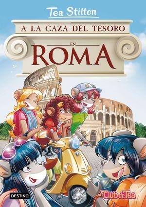 A LA CAZA DEL TESORO EN ROMA
