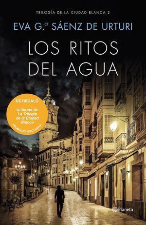 PACK TC LOS RITOS DEL AGUA + LIBRETA