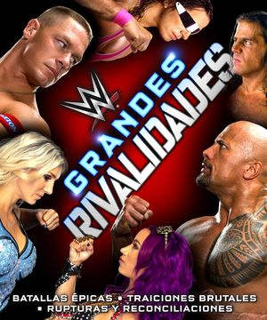 WWE. GRANDES RIVALIDADES