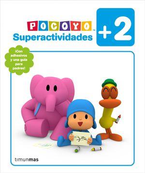 POCOYÓ. SUPERACTIVIDADES +2