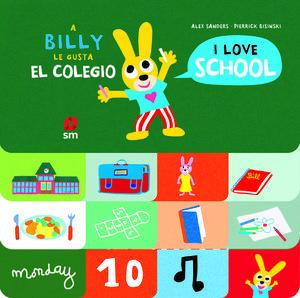 A BILLY LE GUSTA EL COLEGIO