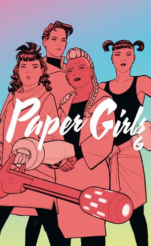 PAPER GIRLS Nº 06/06