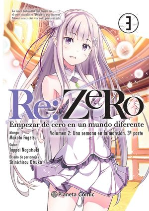 RE:ZERO CHAPTER 2 Nº 03