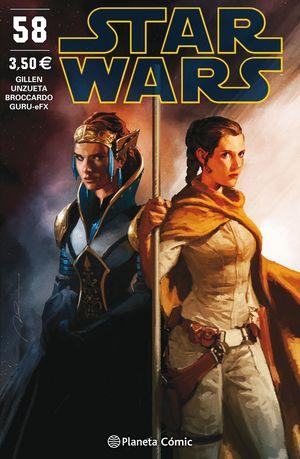 STAR WARS Nº 58/64