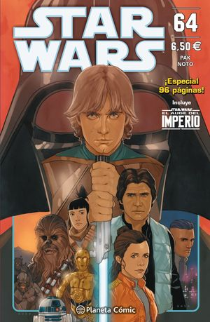 STAR WARS Nº 64/64