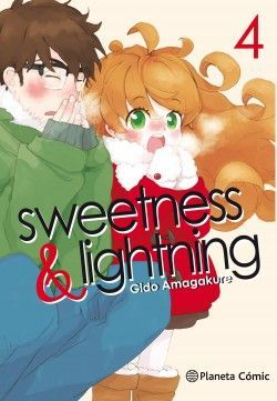 SWEETNESS & LIGHTNING Nº 04/12