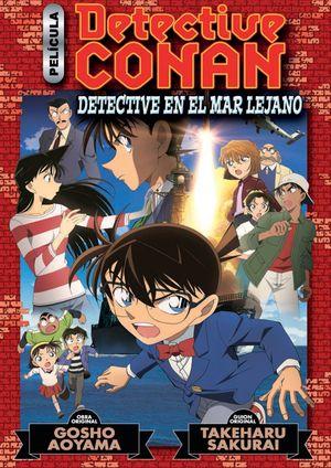 DETECTIVE CONAN ANIME COMIC Nº 03 DETECTIVE EN EL MAR LEJANO