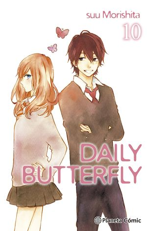 DAILY BUTTERFLY Nº 10/12