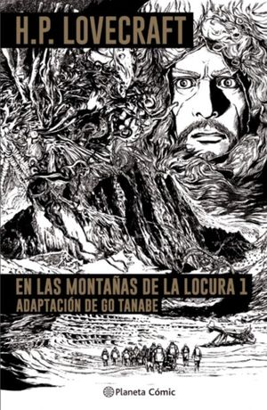 LAS MONTAÑAS DE LA LOCURA- LOVECRAFT Nº 01/02