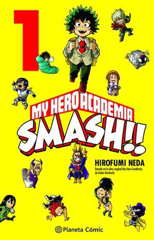 MY HERO ACADEMIA SMASH Nº 01/05