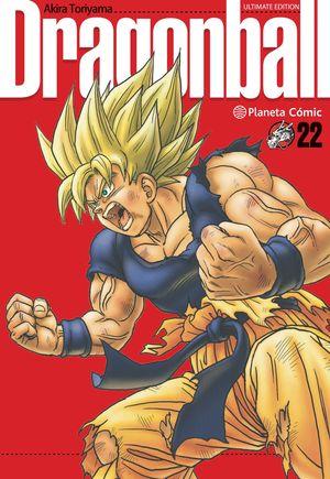 DRAGON BALL ULTIMATE Nº 22/34