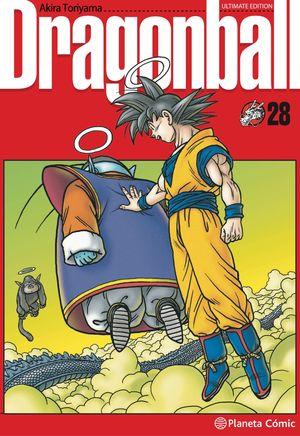 DRAGON BALL ULTIMATE Nº 28/34