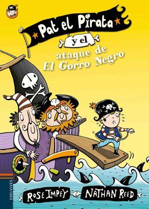 PAT EL PIRATA Y EL ATAQUE DE EL GORRO NEGRO