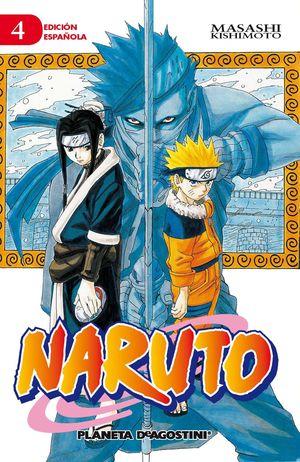 NARUTO Nº 04/72 (PDA)