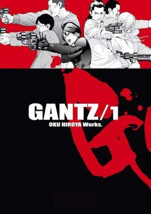 GANTZ, 01