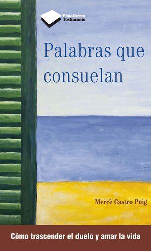 PALABRAS QUE CONSUELAN