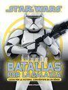 S.W. BATALLAS POR LA GALAXIA