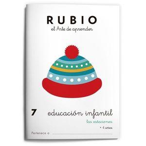 EDUCACIÓN INFANTIL 7. LAS ESTACIONES