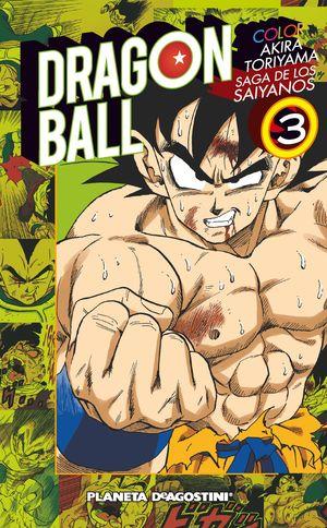 DRAGON BALL COLOR