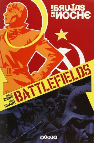 BATTLEFIELDS 01: LAS BRUJAS DE LA NOCHE