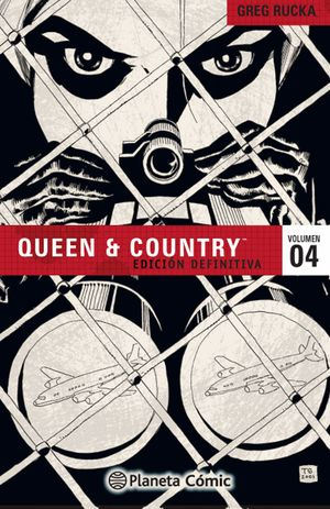 QUEEN AND COUNTRY Nº04/04