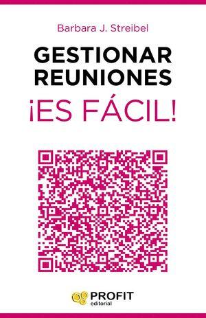 GESTIONAR REUNIONES ¡ES FÁCIL!