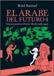 EL ÁRABE DEL FUTURO IV