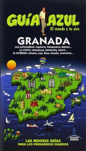GUIA AZUL GRANADA