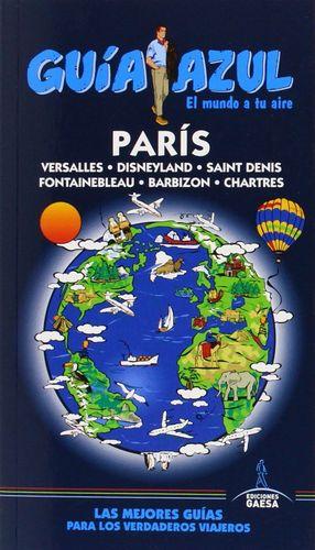 GUIA AZUL PARIS