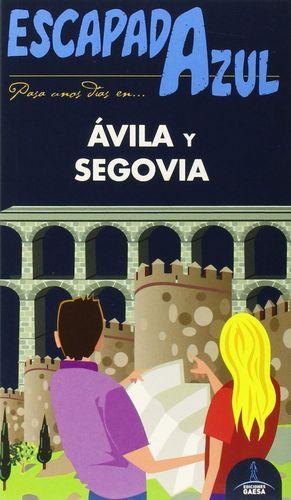 ÁVILA Y SEGOVIA ESCAPADA AZUL