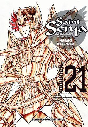 SAINT SEIYA Nº 21