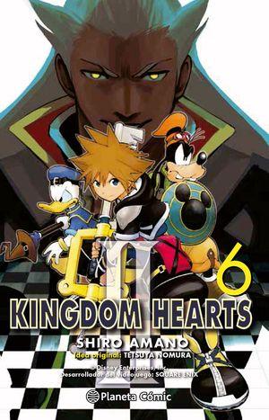 KINGDOM HEARTS II Nº06