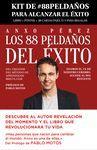 KIT DE #88PELDAÑOS PARA ALCANZAR EL ÉXITO