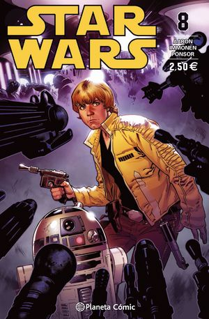 STAR WARS Nº 08