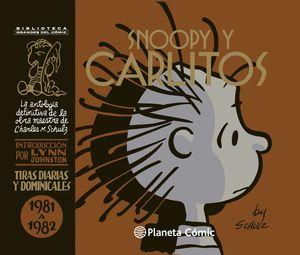 SNOOPY Y CARLITOS 1981 A 1982  N�