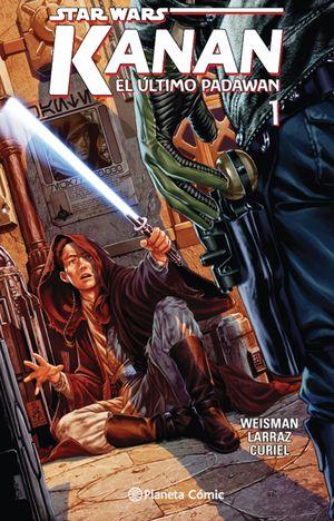 STAR WARS KANAN Nº 01/02 EL ÚLTIMO PADAWAN